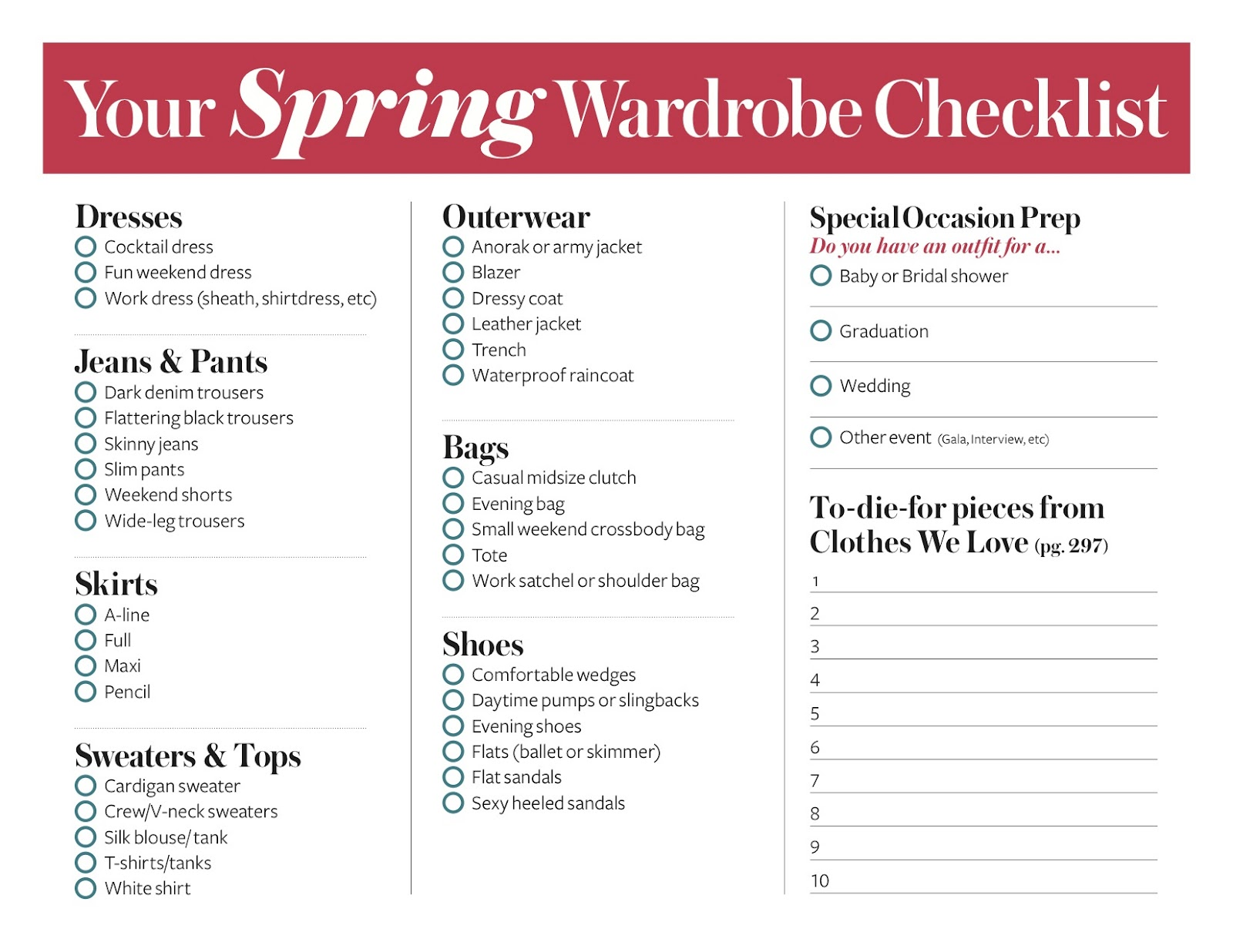 spring cleaning your closet? helpful tips to make it easier • the
