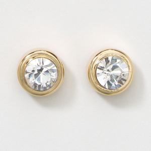 Melrose Earring, gold