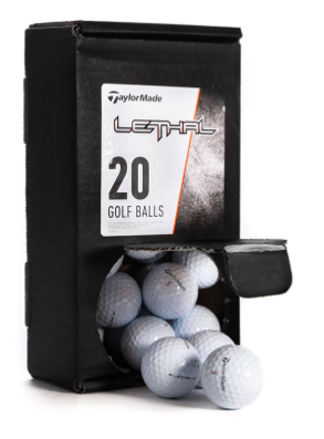 Lethal Golf Balls