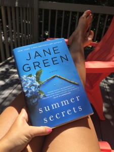 summer secrets {review} and giveaway