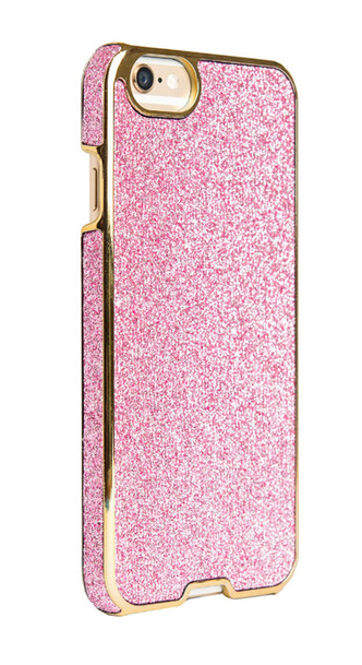 Agent 18 | Pink Glitter iPhone 6/6s Inlay Case $39.99 $12.97